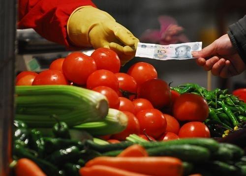 便宜啦!蔬菜、鸡蛋价格均有回落