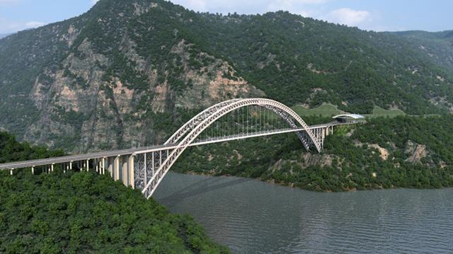 湖北将建世界第二大跨径拱桥 总投资21亿元