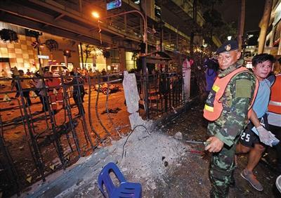 泰国曼谷爆炸3名中国人遇难 作案者暂时不明