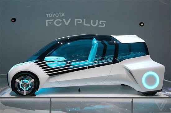 东京车展:有哪些未来概念汽车?