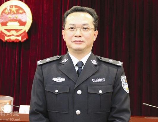 周振武调任湖北省公安厅党委委员、副厅长