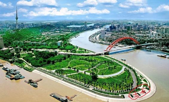 长江经济带转型发展武汉排第二