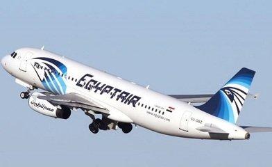 事发当时,失事的ms804航班当时正在巴黎飞往开罗途中,机上载有66人.