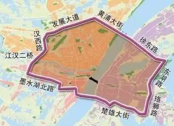 武汉四环线的工程进展