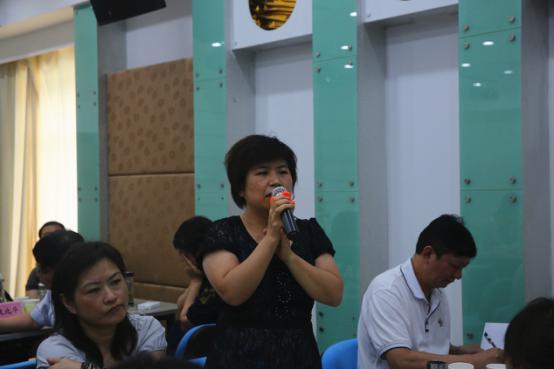省发改委党支部书记井冈山精神培训班专题教学