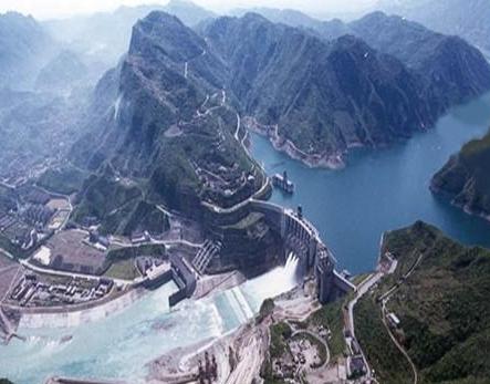 长江中上游水库群累计拦洪187亿立方米