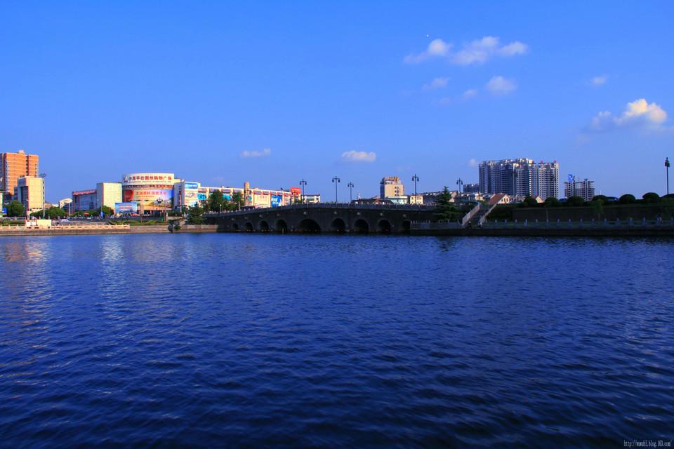 荆州的风景ppt