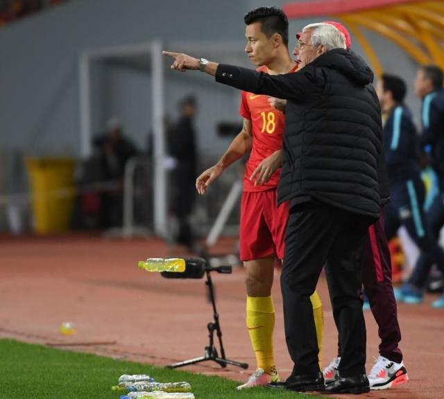 里皮谈国足战平卡塔尔:球队踢出了最好的比赛