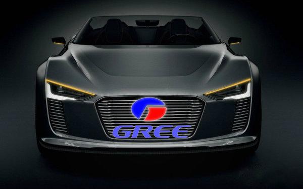 """可以坐上""""格力汽车"""",因为除了客车外,珠海银隆已生产出大批乘用车样车"""
