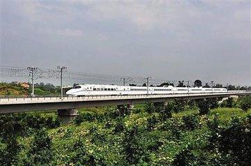 由于渝万高铁是郑州到重庆的重要组成部分