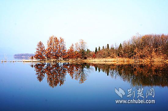 温峡湖水利风景区:梦里楚风在 何日君再来