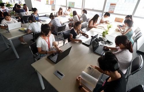 报告称近九成大学生考虑过创业 学历越高意向
