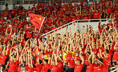 《世界足球》杂志:中国足球的崛起并不虚幻