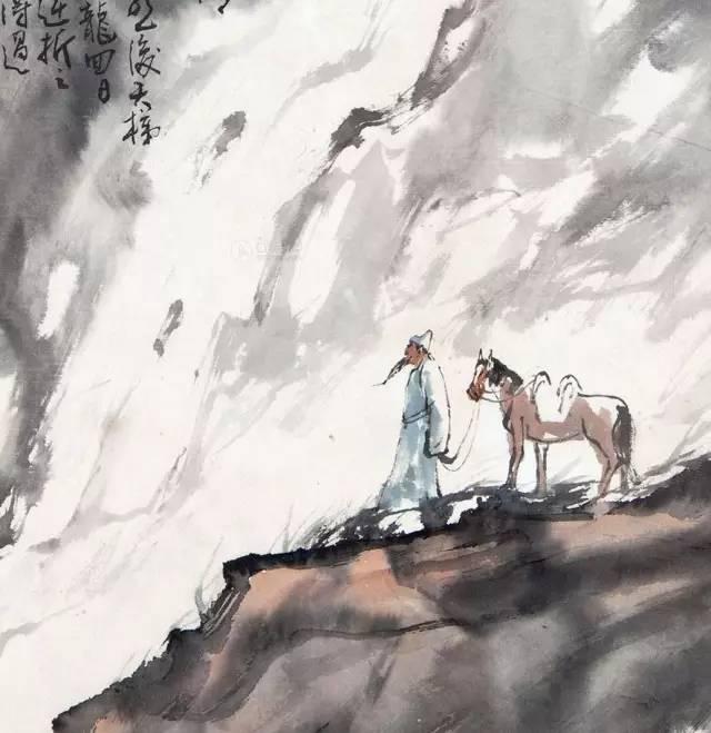 《蜀道难》(李白)丨那些年,我们一起读过的课文
