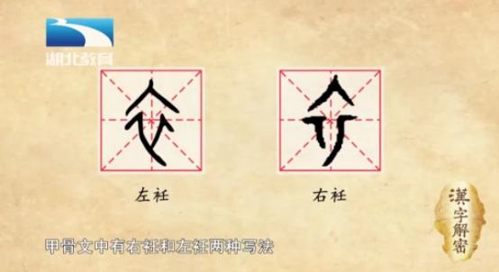 《汉字解密》之衣:衣食住行,为何衣排在首位?