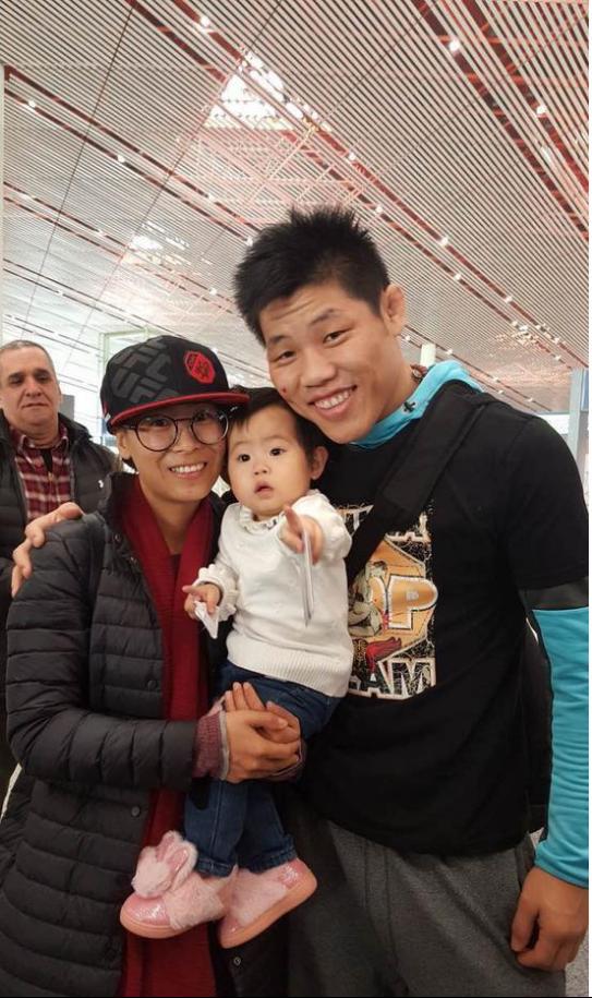 嘎子哥李景亮 一位正在崛起的UFC中国巨星