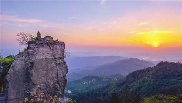 湖北最美的26座大山,你的家乡有几座?
