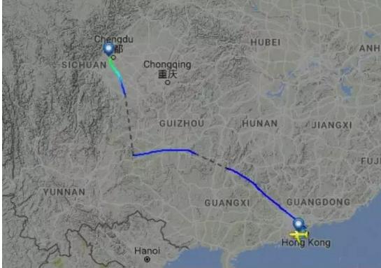 关注丨国航飞机在香港险撞山?官方刚刚回应了