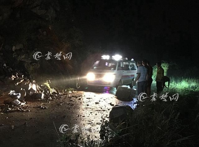 十堰 | 6岁男童被山洪冲走千余米 干部村民接力救
