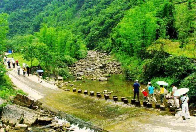 全国二十三个省的风景区