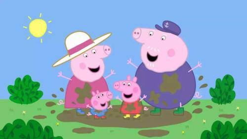 孩子学猪叫跳泥坑怪《小猪佩奇》?专家:父母要懂得引导