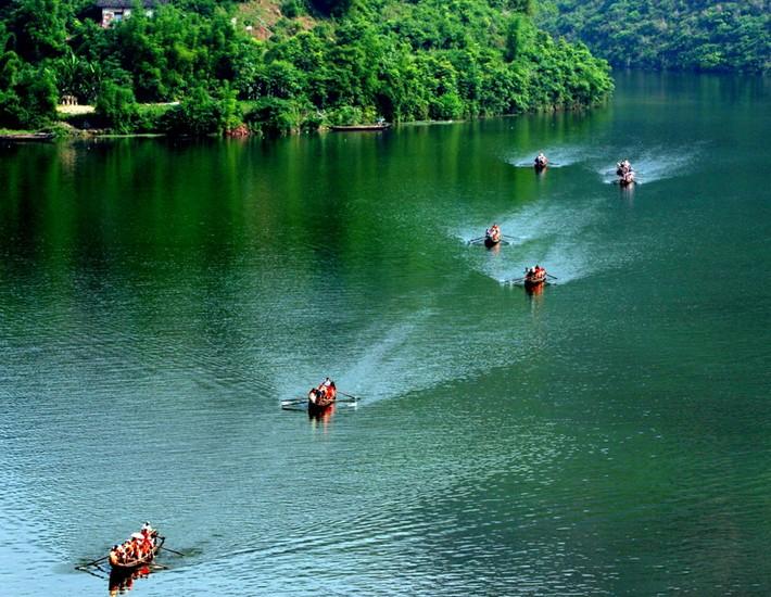 回放 | 走进国家5A级景区神农溪 守护原始生态美景