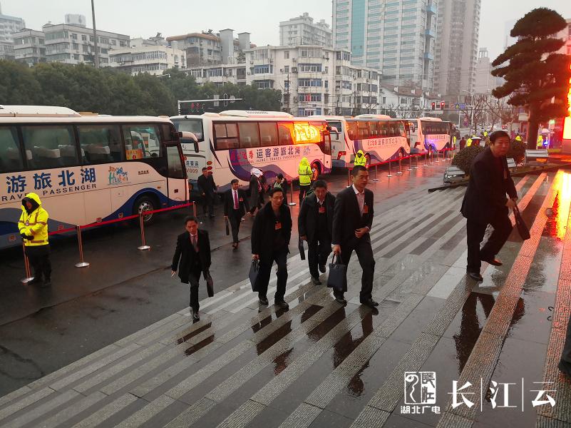 图集 | 湖北省第十三届人民代表大会第一次会议开幕