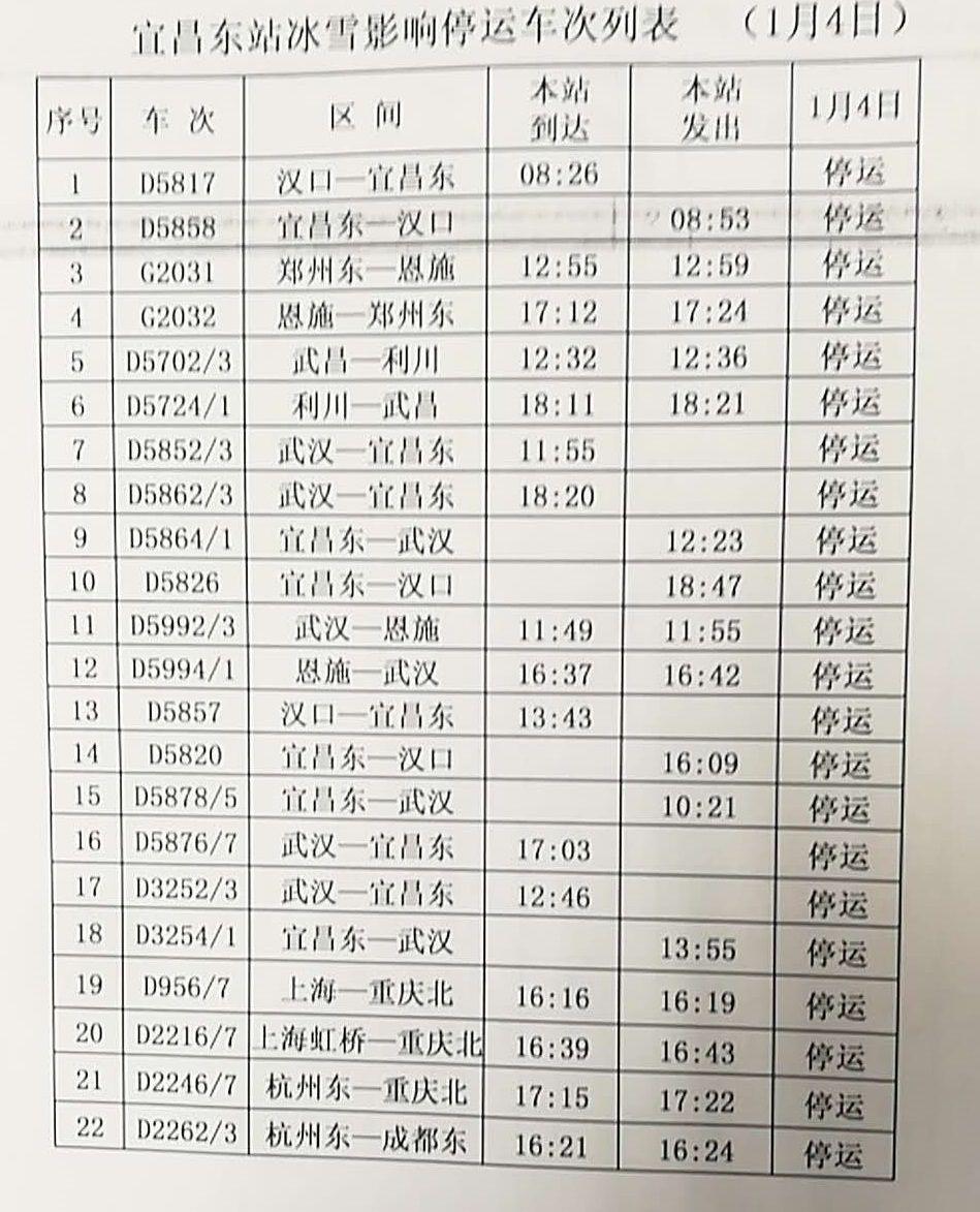 北京宜昌飞机时刻表