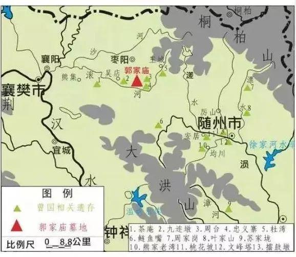 京山地图各乡镇全图