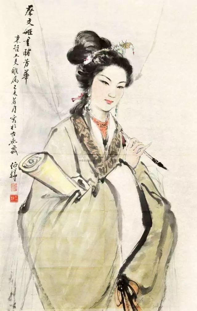 三国女性那么多,为什么只有她文史留名? 文化观点 第1张