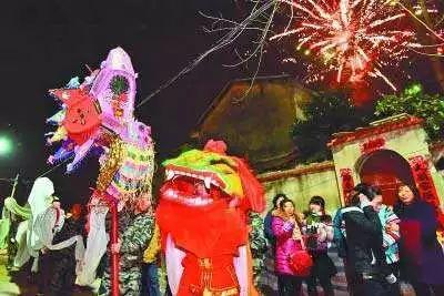 汉派地域特色浓郁 厚重的城市记忆 武汉童谣,黄陂僵狮子习俗,武汉
