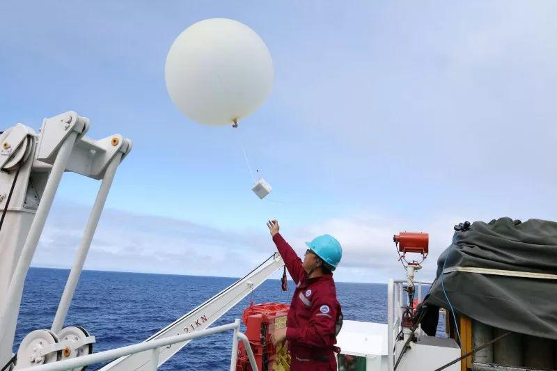"""凯旋!""""湖北造""""完成中国首次环球海洋综合科考"""