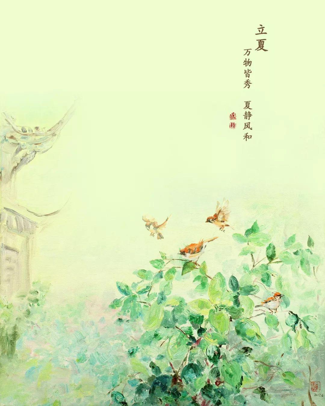 小满《小满》【宋】欧阳修长空啼绿柳,皓月醒夜莺.猞猁柠猫兔狲图片