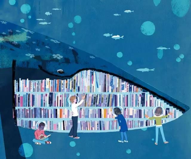 书籍是孤独中的安慰
