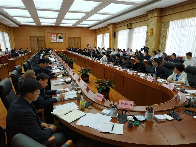 湖北省党政代表团赴西藏学习考察