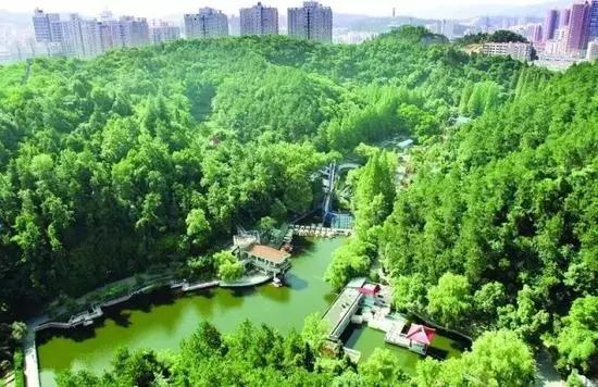 湖北2地入围2018国家森林城市拟批准名单!