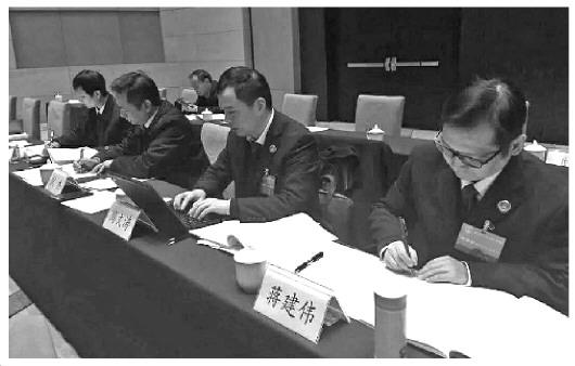 湖北省检察院、湖北省高院报告何以赢得近98