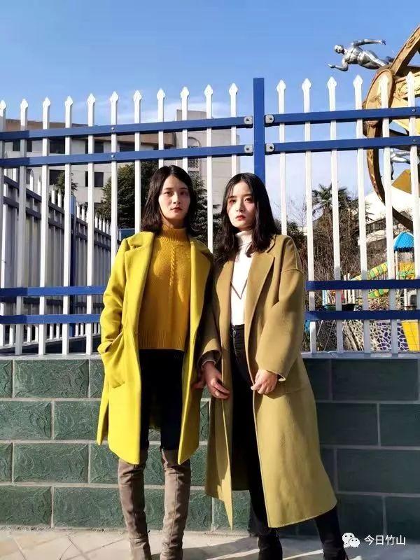 【独家揭秘】竹山孪生姐妹走上央视舞台,背后的故事更振奋!更感