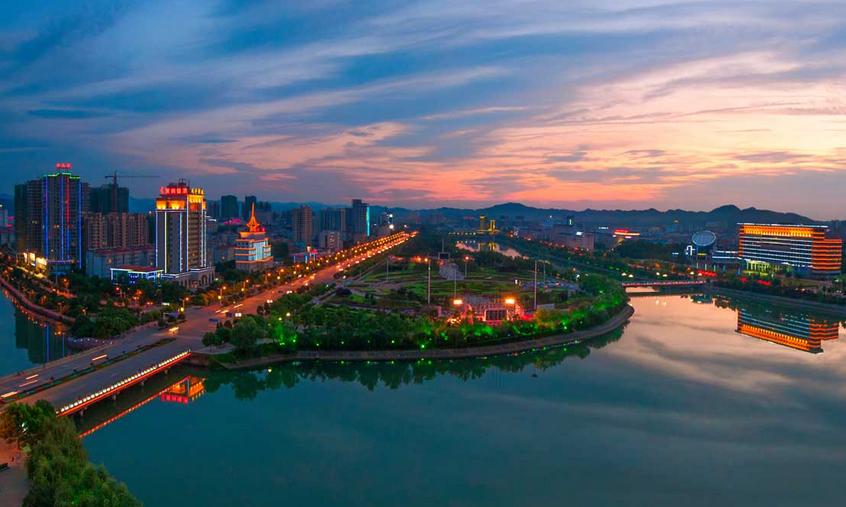長江經濟帶建設護航綠色發展
