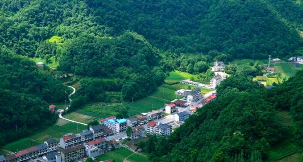 洞口村——省民宗委驻点扶贫村