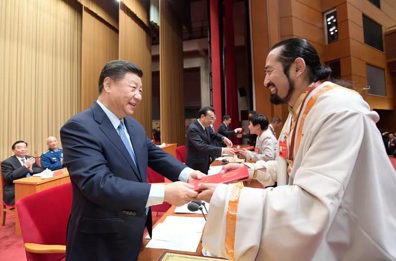 习近平在全国民族团结进步表彰大会上发表重要讲话强调
