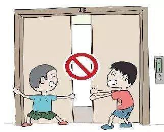 搭乘电梯如何预防新型冠状病毒肺炎? 电梯防控刻不容缓!请转发扩散!图片