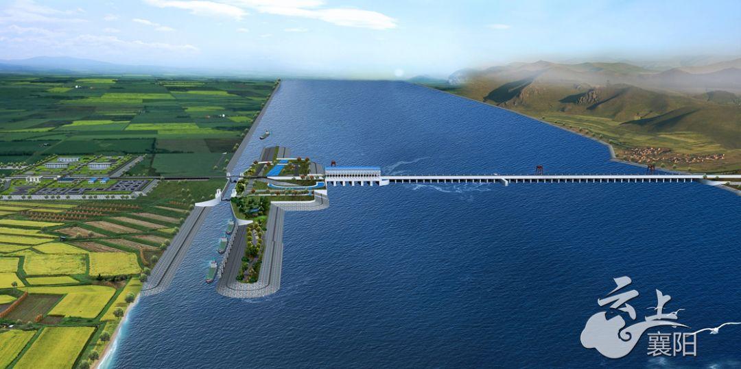 长江内河航运_汉江襄阳段将新增一个水电站!位置就在……_长江云