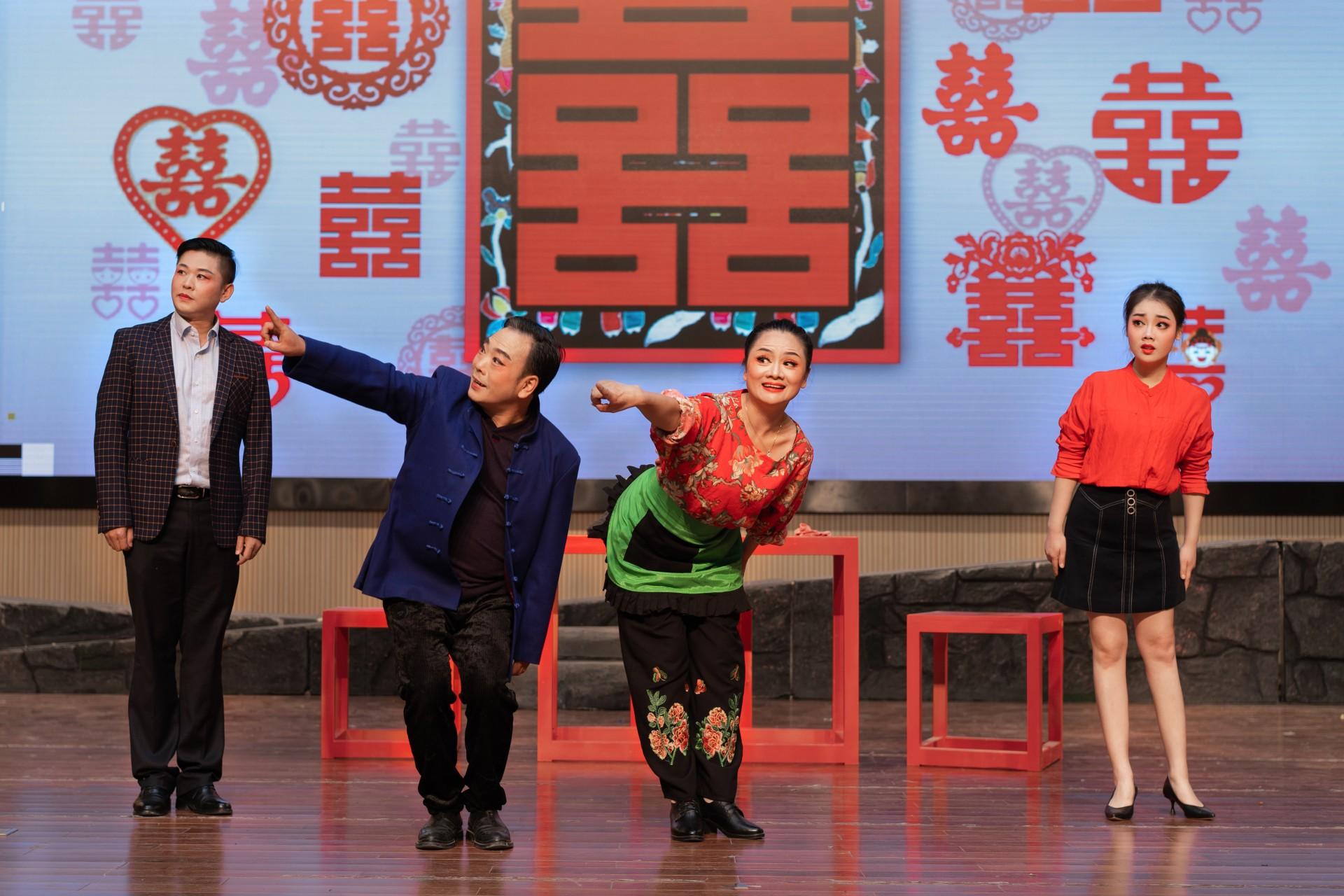 【剧目六】阳新采茶戏《杨家喜事》——第四届湖北地方戏曲艺术节
