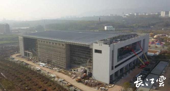打造新城文体地标 荆门市东宝区文体中心