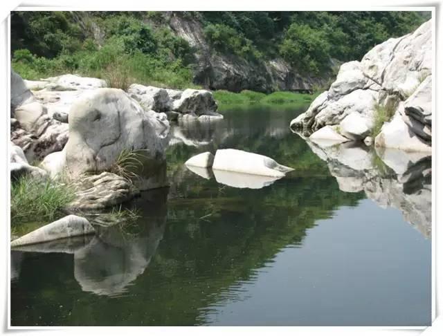 罗田县河铺镇冰臼二十八景