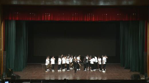 罗田县大型革命题材黄梅戏《清清的义水河》完成联排 即将公演
