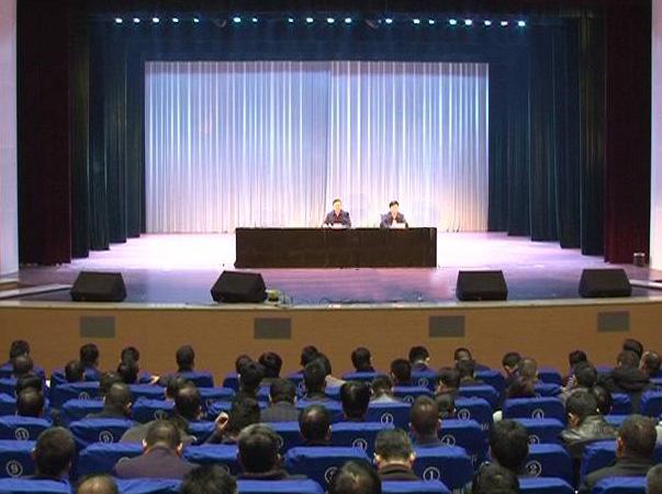 红安县举行精准脱贫专题培训 余学武作专题辅导