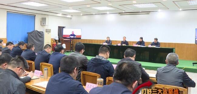 刘雪荣强调:提升政治站位 落实防控措施 坚决打赢森林防...