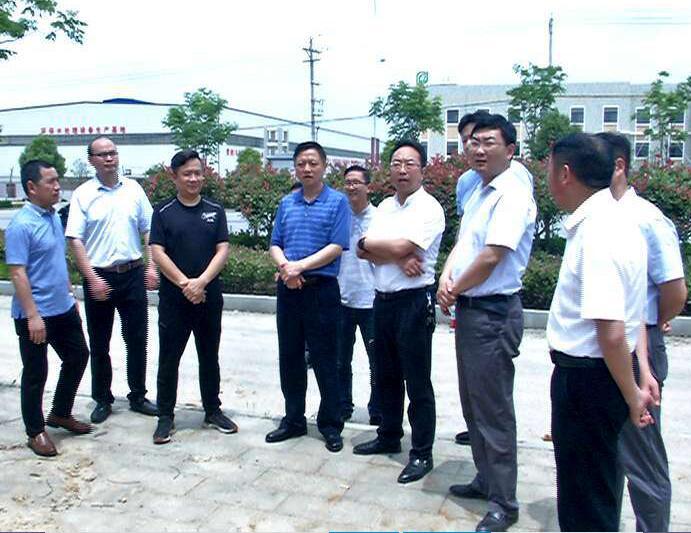 红安县13个项目集中开工 总投资额约15亿元 余学武等领导...